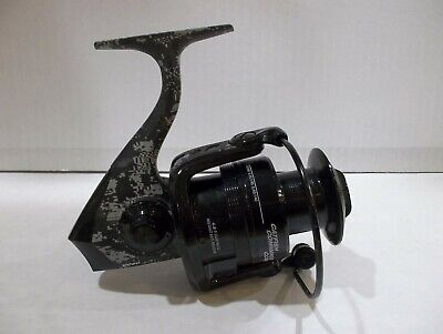 Abu Garcia Catfish Commando 60 spinning reel new off combo