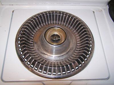 1960s Buick Riviera hubcap
