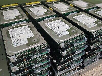 NetApp DS4486 24x 6TB (144TB Total) Tandem SATA Drives X478A-R5 7.2K 6Gbps