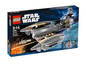 LEGO StarWars General Grievous' Starfighter 8095 günstig kaufen