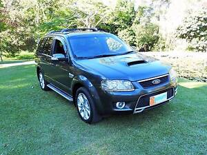 $89 P/Week 7 SEATER GHIA TURBO TERRITORY NO DEPOSIT FINANCE 4X4 Worongary Gold Coast City Preview