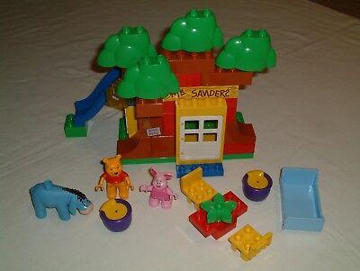 Lego Duplo  5947 Disney Winnie the Pooh's House 100% complete no original box online kaufen