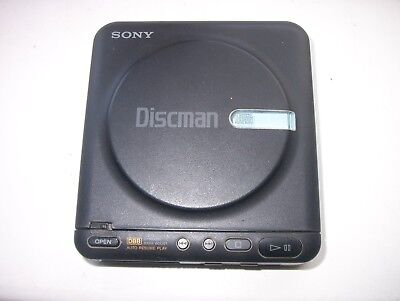 SONY PORTABLE COMPACT DISC PLAYER MODEL D-22 for sale  Shipping to South Africa