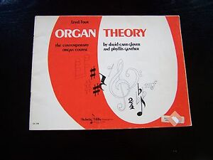 LEVEL-FOUR-ORGAN-THEORY-CONTEMPORARY-ORGAN-COURSE-BY-D-CARR-GLOVER-P-GUNTHER