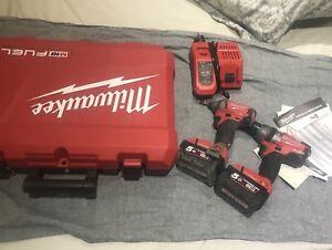 MILWAUKEE M18 FUEL Impact Driver/Drill