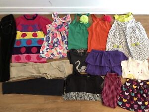 A big lot of brand name girls clothes 2/3T. AVAILABLE