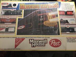 Train set ho The Morning Express Model Power