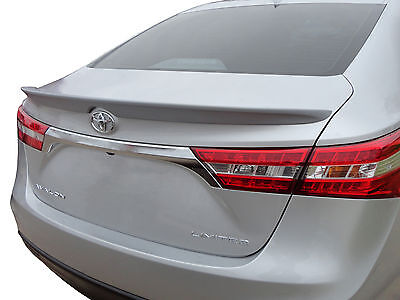 Flush Mount Rear Spoiler (PAINTED TOYOTA AVALON FACTORY STYLE FLUSH MOUNT REAR WING SPOILER 2013-2017 )