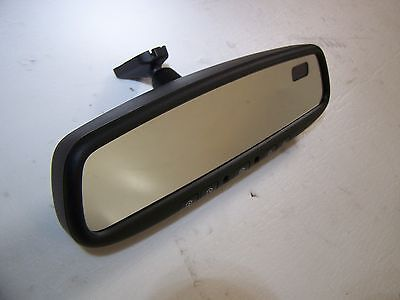 2006-2014 Subaru Auto Dimming Compass Display Home Link Rear View Mirror OEM