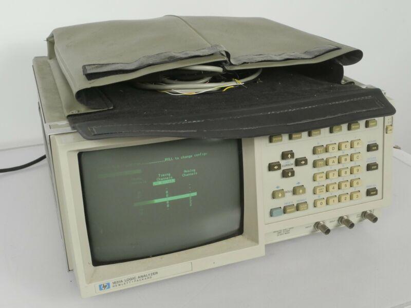 Hewlett Packard HP Logic Analyzer 1631A