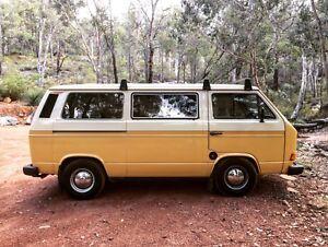 1982 VW Caravelle