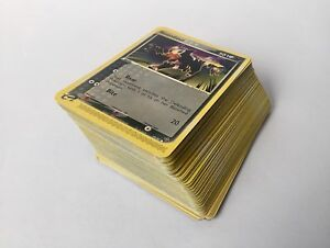 OLD SCHOOL POKEMON CARD STACK!!! NEED GONE!!!
