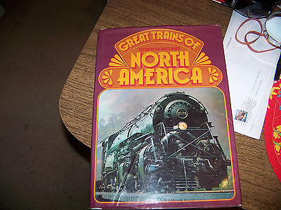 Great Trains of North America edited by P. B. Whitehouse