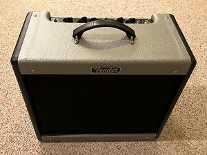 Blues Junior III, Silver Noir The Wizard speaker edition, mint