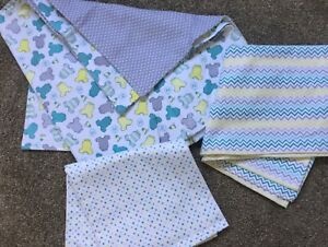 Brand new baby blankets, quilt and plush toy