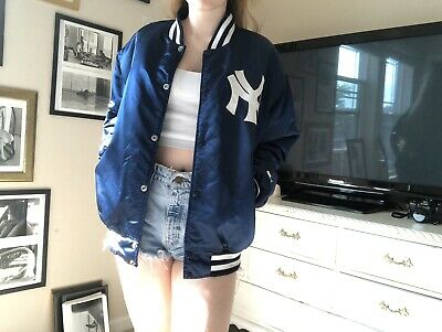 New York Yankees Vintage Bomber Jacket