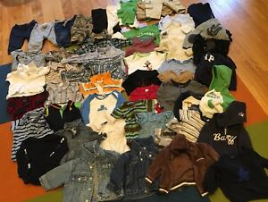 Lot of 60 Baby Gap and more!