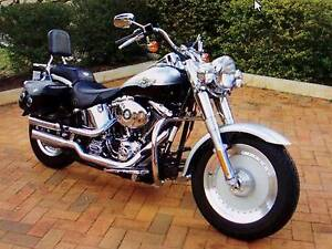 2003 Harley-Davidson Fat Boy 100th Anniversary Toowoomba Toowoomba City Preview