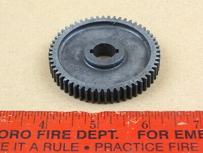 Very Nice Orig Atlas Craftsman 6 618 Lathe 54 Tooth 54t Change Threading Gear