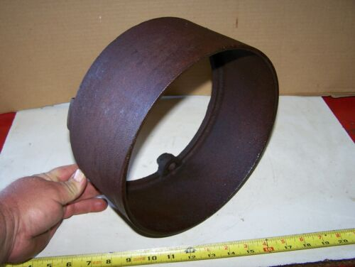 FAIRBANKS MORSE 3 6hp Z Cast Iron Belt Pulley Hit Miss Gas Engine Magneto NICE