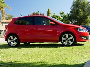 MY11 Volkswagen Polo Hatchback with Extra Features Duncraig Joondalup Area Preview