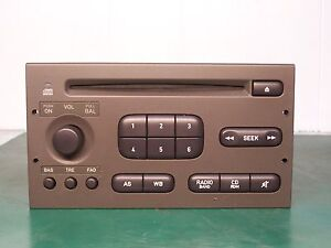 1998-2002 Saab 9-3 OEM factory CD player radio stereo 5043278
