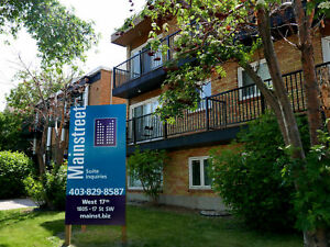Welcome to West17 1805 - 17 Street SW