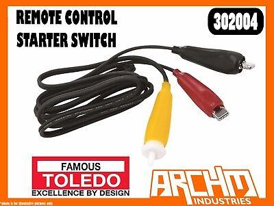 TOLEDO 302004 - REMOTE CONTROL STARTER SWITCH - HEAVY DUTY RUBBER IGINITON