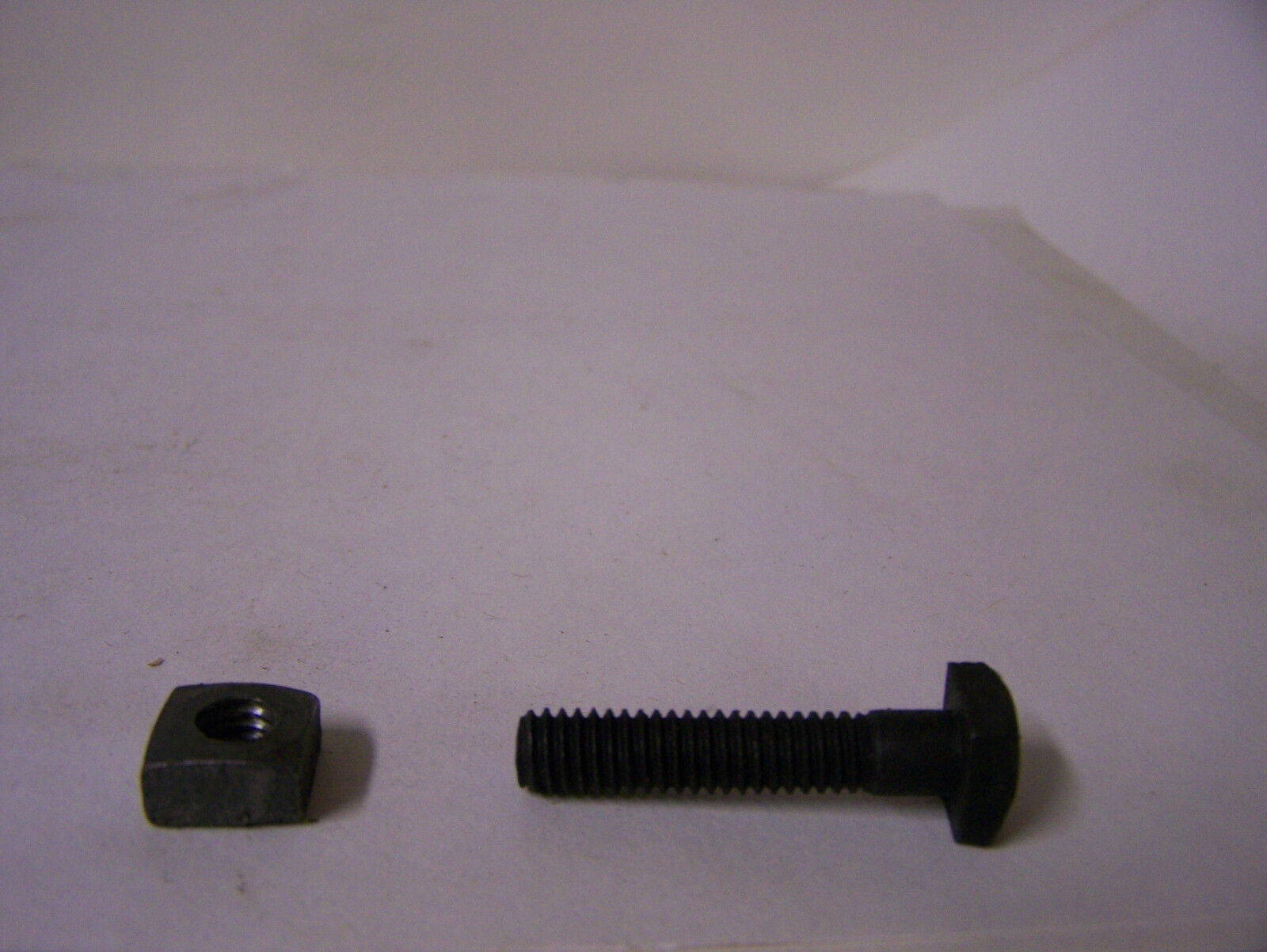 "5/16-18 x 1 1/2"" Square Head Machine Bolts w/Square Nuts Plain Finish Qty. 20"