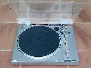 ★ SONY Direct Drive Full Auto Turntable with Repeat Robina Gold Coast South Preview