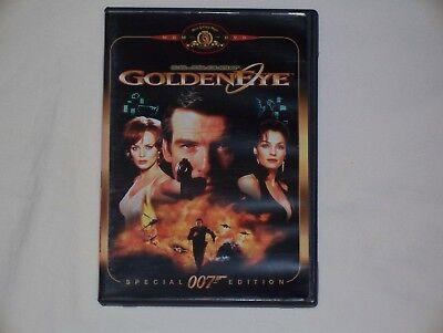 #1376 James Bond 007 Goldeneye (DVD, 1999, Special Edition)