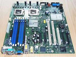 Server Mainboard FSC Primergy TX200 S4 S26361-D2509-A11 GS1 DUAL Xeon 771