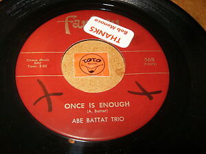 ABE-BATTAT-TRIO-ONCE-IS-ENOUGH-AUTUMN-AFTERNOON-LISTEN-JAZZ