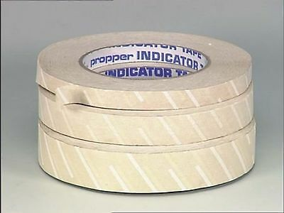 Propper Steam Sterilizer Indicator Tape 1 X 60 Yds. - Each