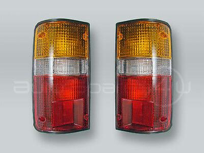 Rear Tail Lights Rear Lamps PAIR fits 1989-1995 TOYOTA Hilux Pickup comprar usado  Enviando para Brazil