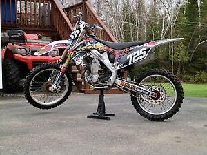2010 crf450r mint condition