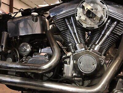 1988 Fxr Drive Train Engine Transmission Primary Complete Harley Delkron