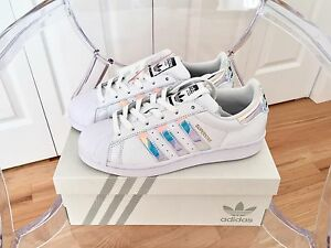 Adidas Superstar Holographic Size 5.5