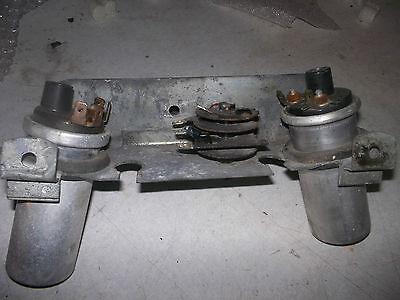 Triumph  T 120 TR6 ?  coils and bracket