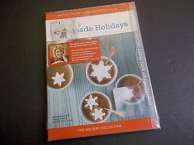 Martha Stewart  Homemade Holidays  Christmas Dinner  Hanukkah  GIFT IDEAS ()