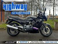 1999 Kawasaki GPZ 1100 Modern Classic Sports Tourer with Warranty & 12 Month MOT