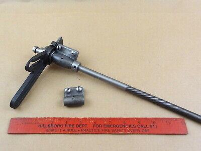 Excellent Original Atlas Craftsman 6 618 101 Lathe Lead Screw Banjo Supports