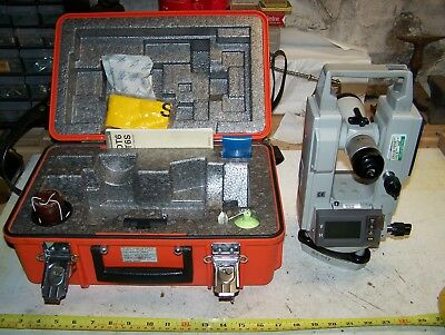 Sokkia Dt6 Digital Electronic Theodolite Transit Surveying Equipment Nice