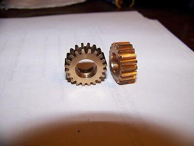 traxxas emaxx supermaxx hcr brass transmission gears 3906 rc monster truck parts for sale  Deer Park