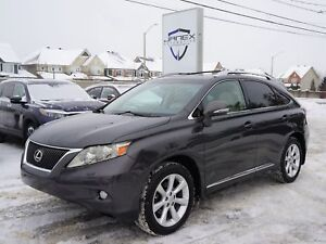 2010 Lexus RX 350 ACCIDENT FREE   ALL POWER OPTIONS   HEATED...