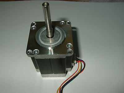 Nema 23 Stepper Motor Minebea 200ozin Cnc Mill Lathe Router Robot Reprap P1v