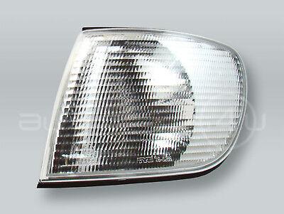 TYC Clear Corner Light Parking Lamp LEFT fits 1995-1997 AUDI A6 ()