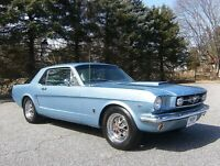 Miniature 1 Voiture American classic Ford Mustang 1965