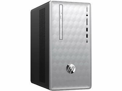 Купить HP HP Pavilion - HP 590-p0053w Pavilion i5-8400 2.8GHz 8GB RAM 1TB HDD Win 10 Home Silver/Black