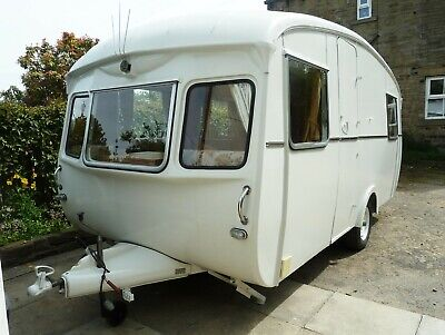 1972 Cheltenham Roebuck 4 Berth Restored Vintage Classic Caravan